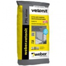 weber.vetonit PSL winter